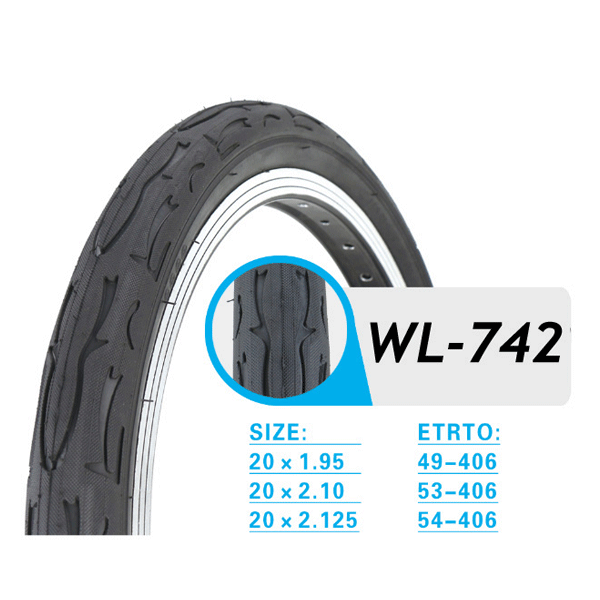 BMX TIRE WL742 Featured Image