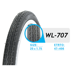 FOLDING BICYCLE TIRE WL707