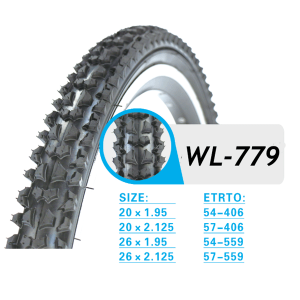MOUNTAIN BICYCLE TIRE WL779