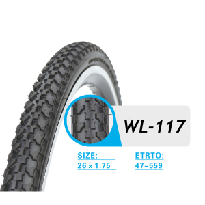 STREET BICYCLE TIRE WL117