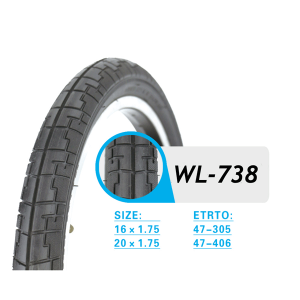 FOLDING BICYCLE TIRE WL738