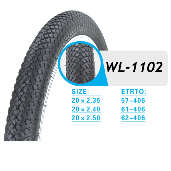 BMX TIRE WL1102 Featured Image