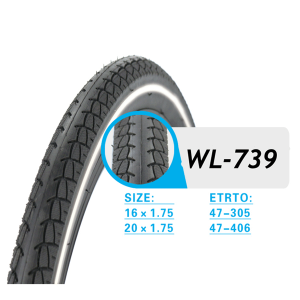 FOLDING BICYCLE TIRE WL739