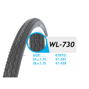 STREET BICYCLE TIRE WL730