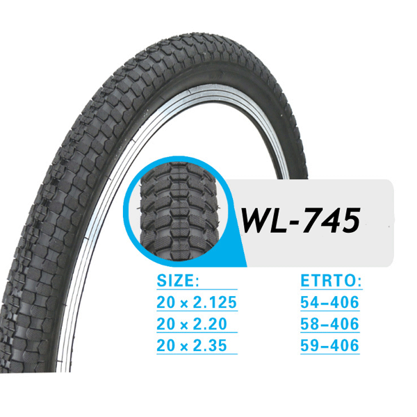 BMX TIRE WL745 Featured Image