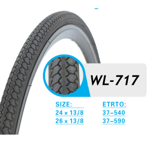 STREET BICYCLE TIRE WL717