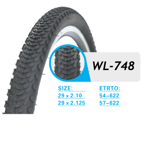 MOUNTAIN BICYCLE TIRE WL748