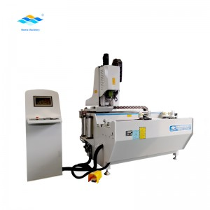 Three axis cnc copy router machine