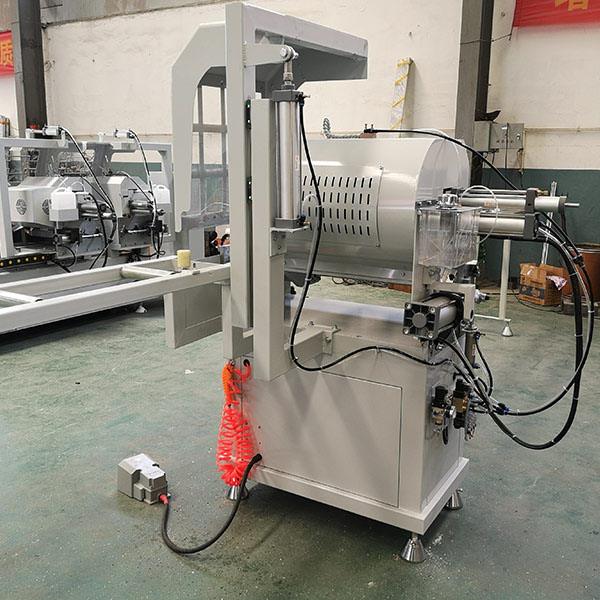 Single head cutting saw machine