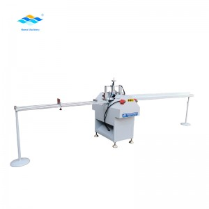 Glazing bead cutting saw machine