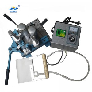 Portable UPVC Window frame corner welding machine