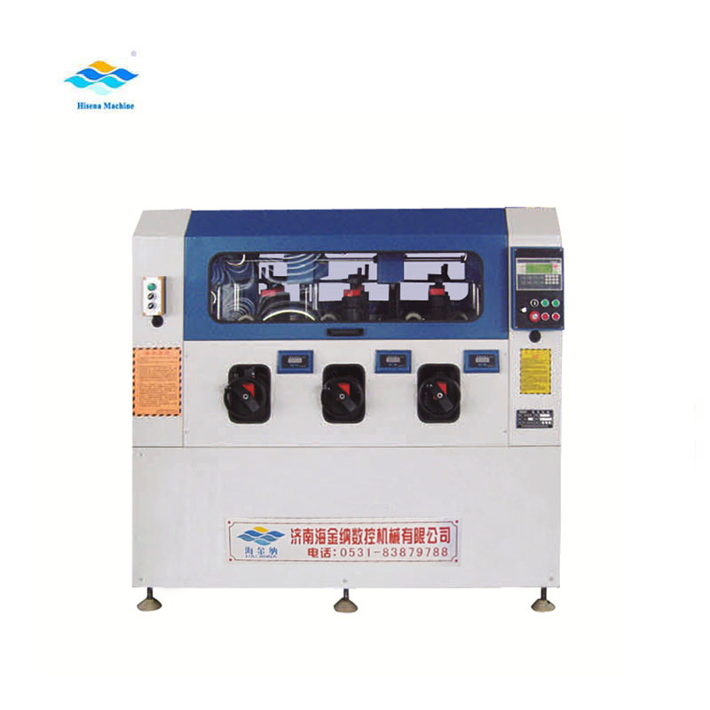 Thermal break aluminum profile rolling machine