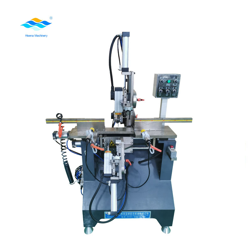 Three axes water slot milling machine