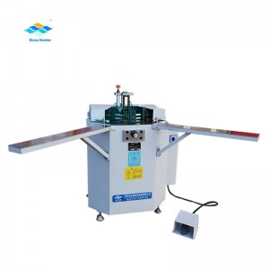 Aluminium window frame Corner crimping machine