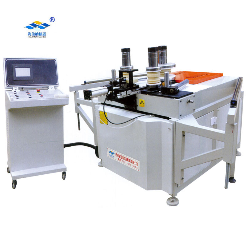 Automatic 3 axis arc bending machine