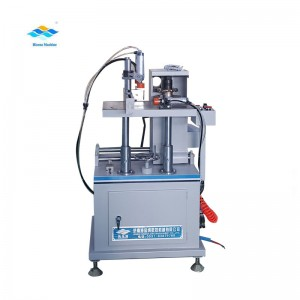Single axis end milling machine
