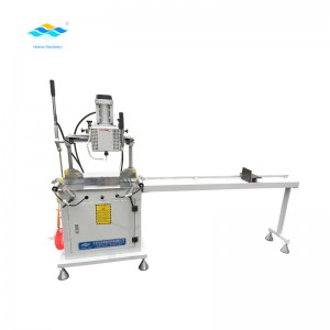 High efficiency aluminum window copy router