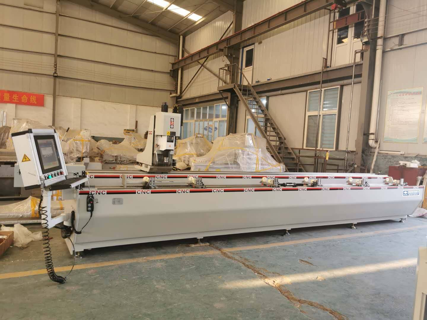 drilling and milling machining center