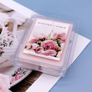 Home Decoration Natural Scented soy Wax Cube Melts tarts