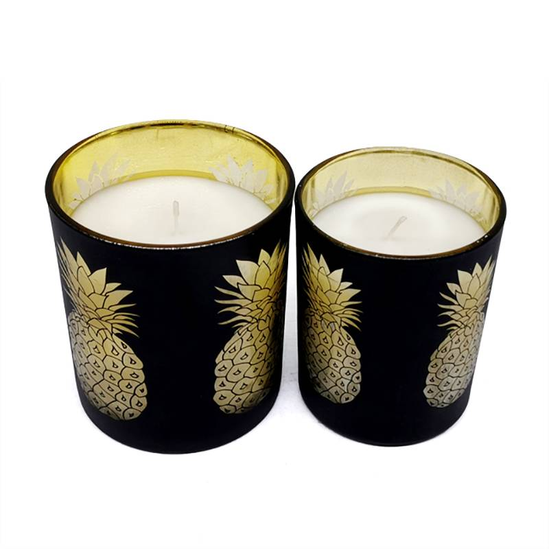 OEM/ODM China Custom Scented Glass Candle - new design decorative candle – Winby