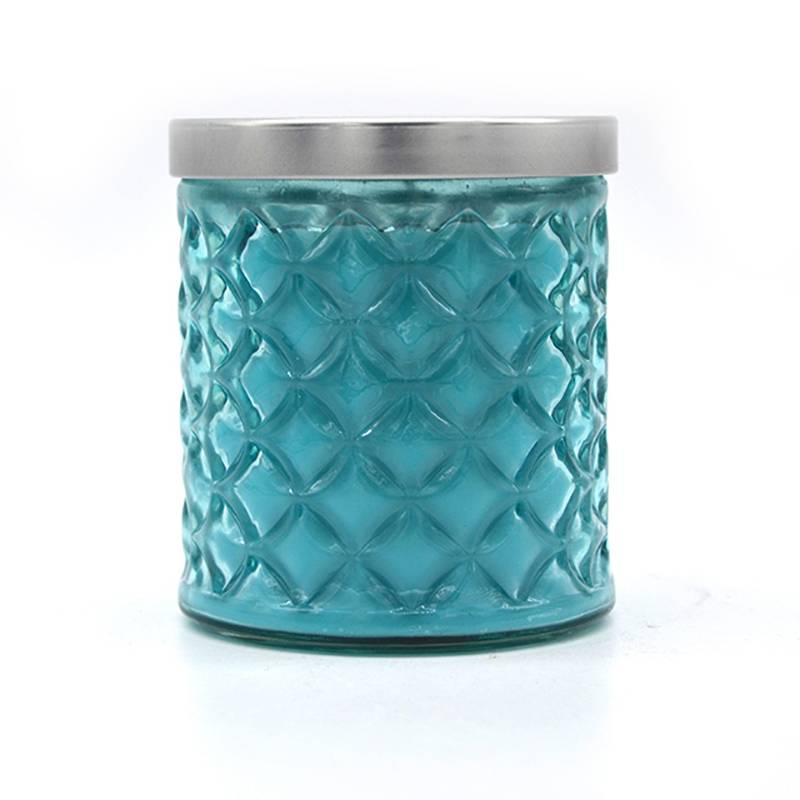 Cheap PriceList for Travel Soy Candle - unique custom glass jar scented candle – Winby Featured Image