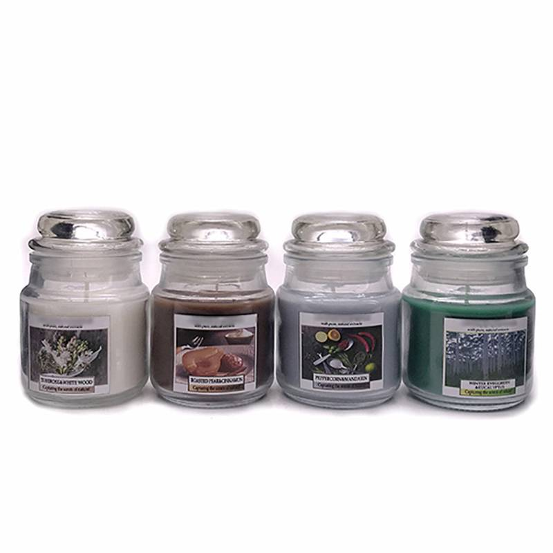 China OEM Yankee Candle Set - gift yankee style candles scented – Winby