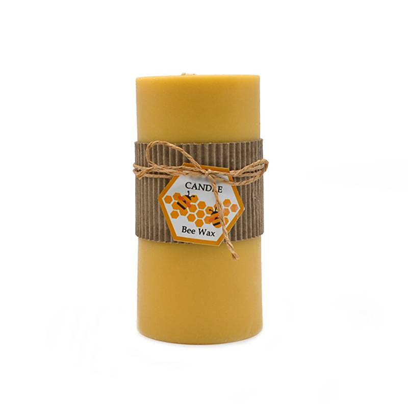 OEM China Private Label Candles - Natural Bee wax Candle for decorative – Winby Featured Image