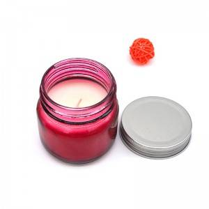 One of Hottest for Glass Candle - custom aromatherapy candle – Winby