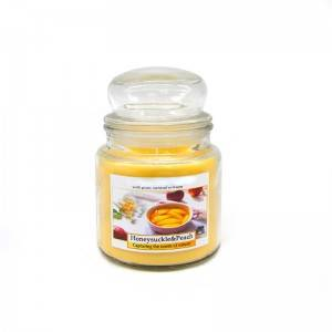 China Cheap price Yoga Themed Candles - Natural Bee wax Candle for decorative – Winby