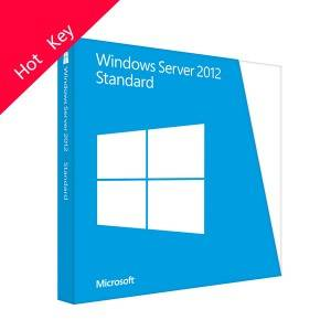 Microsoft Windows server 2012 std/datacenter key