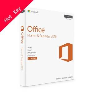 Microsoft Office Home and Business 2016 voor Mac