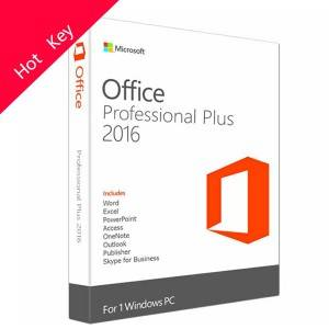 Microsoft Office 2016 Professional da
