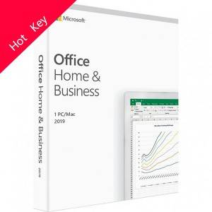 Microsoft Office 2019 Home da kuma Business domin Mac
