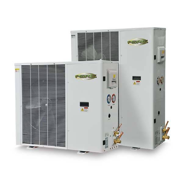 The use of inverter compressors has greatly improve the efficiency of condensing unit, such as high reliability , low noise and energy saving, and will be widely use for cold room and showcase etc.