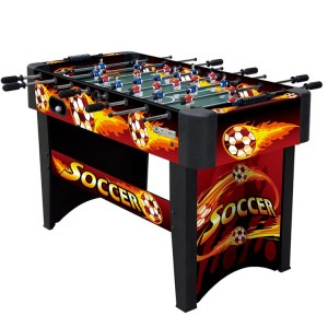 Foosball wood Game Table Multi Person Table Soccer – for Children and Adults | WIN.MAX