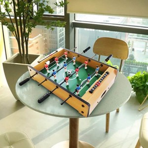 20in Foosball Table Game-Indoor Children's Mini Soccer Table Families | WIN.MAX