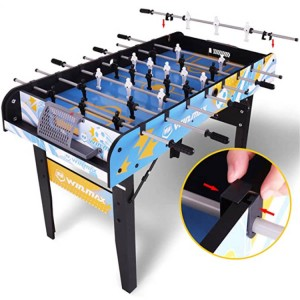 4′ Foldable Compact Soccer,Football Game Table-Assembly Free Easy to Store | WIN.MAX