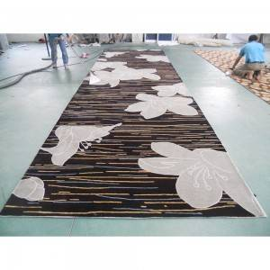 Renewable Design for Commercial Carpet For Stairs -