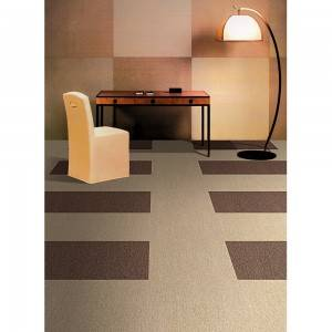 Popular Design for Pvc Office Carpet Tiles -