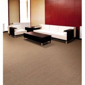 TB50 Polypropylene Cube Carpet