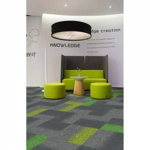 Skyline Polypropylene Cube Carpet