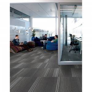 Coastline Polypropylene Cube Carpet