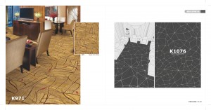 High reputation Hotel Carpet Underlay -