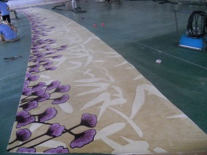 factory low price Coconut Decorative Coir Carpets -