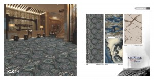 OEM Supply Commercial Hotel Carpet -