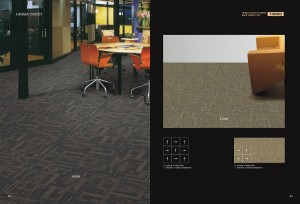T3000 SERIES Cube Carpet