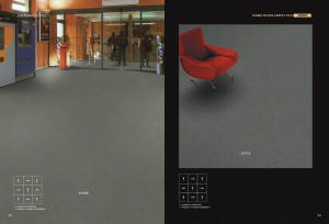 T1000 SERIES Cube Carpet