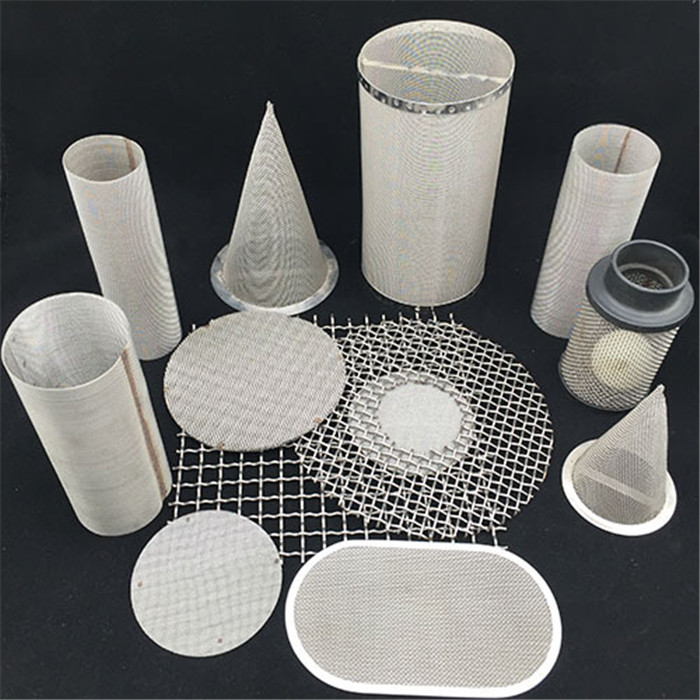 Personlized Products Stainless Crimped Mesh - Filter Wire Mesh – DXR