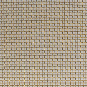 China OEM Steel Mesh Net - Brass Wire Mesh – DXR