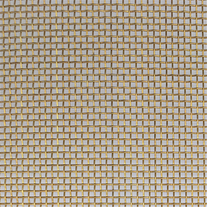 Good Wholesale Vendors Woven Wire Mesh Stainless Steel - Brass Wire Mesh – DXR